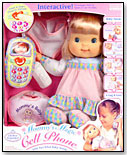 Mommy´s Magic Cell Phone by GOLDBERGER DOLL MFG. CO. INC