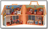 My Take-Along Doll House by PLAYMOBIL INC.