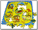 Bible Story Puzzle Mats by FAITH KIDZ