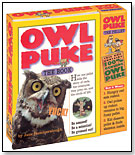 Owl Puke: The Book by WORKMAN PUBLISHING