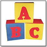 ABC Blocks by FUN FURNISHINGS