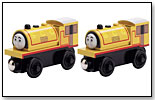 Thomas Wooden Railway Engines Bill & Ben by RC2 BRANDS
