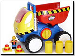 Dudley Dump Truck by WOW TOYS