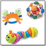 Giggle Ball Toy Set by INFANTINO LLC