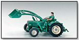 Tractor With Front Loader by SIKU