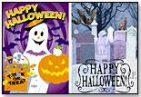 Halloween 3D Lenticular Posters by MELLO SMELLO
