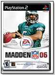 Madden NFL 06 by ELECTRONIC ARTS