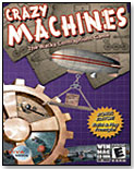 Crazy Machines:  The Wacky Contraptions Game by VIVA MEDIA