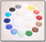 14 Color Wheel - face paint kit by SNAZAROO