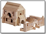 Medieval Castle Building Blocks by HABA USA/HABERMAASS CORP.