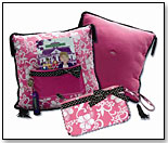 Pillows and Clutches by BEACON STREET GIRLS