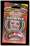 Halloween Zombie Candy Teeth by BUBBAGUM