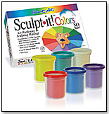 Sculpt-it! Colors by SARGENT ART INC.