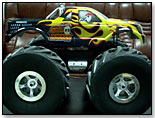 Skull Crusher Monster Truck by TOYABI RC / HK SHENZHEN