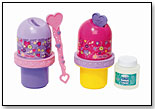 No-Spill Bubble Tumbler for Girls by LITTLE KIDS INC.