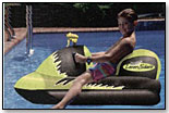 Swimline - Lasershark Ray Gun Squirter by INTERNATIONAL LEISURE PRODUCTS
