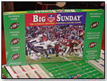 Big Sunday Strategy Football Board Game by THE RANDOLPH ROSE GROUP