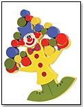 Coocoo the Rocking Clown by BLUE ORANGE GAMES