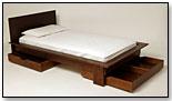 Ayres Twin Bed by ARGINGTON