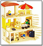 Woody Click Smart Living Family Home by HAPE