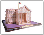 Young Architects Brick and Mortar Construction Kit – White House by EDUCATIONAL INSIGHTS INC.