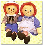 Raggedy Ann & Andy by RUSS BERRIE