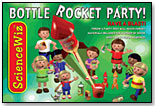 Bottle Rocket Party Kit by SCIENCE WIZ / NORMAN & GLOBUS INC.