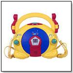 BeBop Kidz Sing-Along CD Player by MUSIC FOR LITTLE PEOPLE/MFLP DISTRIBUTION