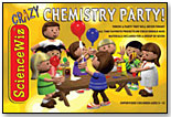 Crazy Chemistry Party Kit by SCIENCE WIZ / NORMAN & GLOBUS INC.
