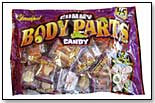 Gummy Body Parts Candy by FRANKFORD CANDY & CHOCOLATE COMPANY