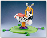 Baby Gymtastics Bounce & Spin Zebra by FISHER-PRICE INC.