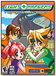 Light Rangers: Mending the Maniac Madness by DIGITAL PRAISE INC.