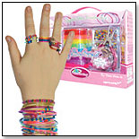 JellLoopdeLoops Sparkle Jelly Jewelry Kit by FASHION ANGELS