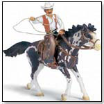 Cowboy With Lasso by SCHLEICH NORTH AMERICA, INC.
