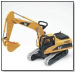 CAT Excavator by BRUDER TOYS AMERICA INC.