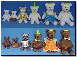 Teddy Bear Chess by MEGACHESS.COM