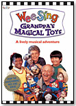 Wee Sing Grandpa's Magical Toys by WEE SING PRODUCTIONS