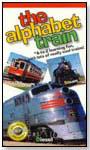 The Alphabet Train by A-TRAINS.COM