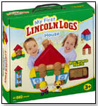 My First Lincoln Logs House by K