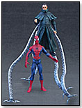 Marvel Select Doc Ock/Spider-Man Set by DIAMOND SELECT TOYS
