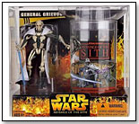 Star Wars: Revenge of the Sith General Grievous Action Figure by HASBRO INC.