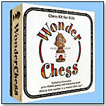 WonderChess Chess Kit for Kids by WONDERCHESS LLC