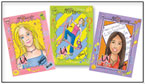 Tween Girls Taking to the Collectible Trading Card Craze in Their Own Fashion