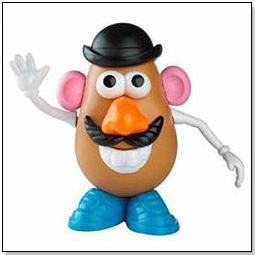 mr potato commericals