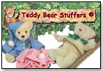 Teddy Bear Stuffers Stay Strong but Cuddly