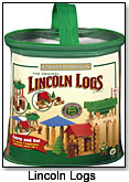 Lincoln Logs Travel Sets by K