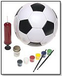 Design Your Own Soccer Ball Kit by DESIGN YOUR OWN
