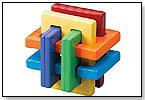 Simple Toys Teach Best