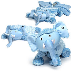 Zoobie™ Pets - Ellema the Elephant