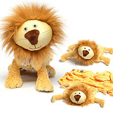 Zoobie™ Pets - Lencho the Lion